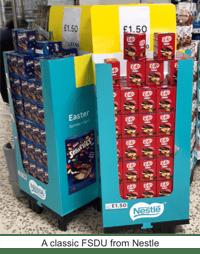 CheckoutSmart Easter Dump bin 2019-3